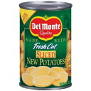 Del Monte Sliced New Potatoes 14.5 oz (Pack of