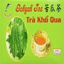 ゴヒヤティービターメロン(50ティーバッグ)by K&M Trading Unknown Gohyah Tea Bitter Melon (50 Tea Bags) by K & M Trading
