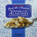 トレーダージョーズジャストザクラスターズバニラアーモンドグラノーラシリアル Trader Joe's Just the Clusters Vanilla Almond Granola Cereal