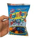 Dubble Bubble Painterz Mouth Coloring Bubble Gum 4 Ounces