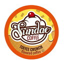ショッピングアイスクリーム Sundae Ice Cream Flavored Coffee Pods, 2.0 Keurig