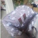 ショッピングマタニティ ワンピース SITWELL 2 in 1 Shopping Cart/High Chair Cover for Baby and Toddler | Universal Size for Boy and Girl| Includes Carry Bag | 100% Cotton Seating