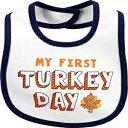 ショッピングカーターズ Carter's My First Turkey Day Bib