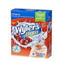 Cherry、Wyler's Light Singles To Go Powder Packets、Water Drink Mix、Cherry、96回分(12パック) Cherry, Wyler's Light Singles To Go Powder Packets, Water Drink Mix, Cherry, 96 Single Servings (Pack of 12)