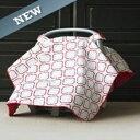 ショッピングシートカバー Carseat Canopy (Tyler) Baby Infant Car Seat Cover W/attachment Straps and Minky Fabric