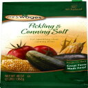 Mrs. Wages Pickling & Canning Salt, Non-iodized,