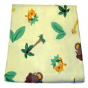 NoJo Jungle Babies Crib Sheet (Discontinued by Manufacturer)