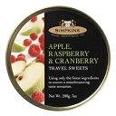 ショッピング旅行 Simpkins Apple, Raspberry & Cranberry Travel Sweets, 1er Pack (1 x 200 g)