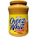 Kraft Cheez Whiz, Original (900 g) {Imported from Canada}