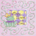 The Kids Room by Stupell Once Upon a Time Frog Prince Rectangel Wall Plaque