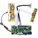 VSDISPLAY HDMI VGA DVI Audio LCD Driver Board for 17 19 1280x1024 4CCFL 30Pin LCD Panel M170EG01 and so on, Fit for Arcade1Up Monitor