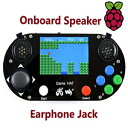 WaveShare EN Game HAT/Game Console/Gamepad Kit for Raspberry Pi A+/B+/2B/3B/3B+/Zero W with 3.5inch IPS Screen 480x320 60 Frame