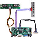 GeeekPi HDMI VGA DVI Audio Input LCD Controller Driver Board for HSD190MEN4 M170EN06 17 19 1280x1024 4CCFL 30Pins LCD Panel,Fit for Arcade1Up Monitor