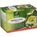 モリンガティー-25ティーバッグ-ペルーナチュラル Moringa oleiferaの葉から作られた消化補助食品 Moringa Tea - 25 Teabags - Peruvian Naturals Digestive Supplement made from Moringa oleifera leaves