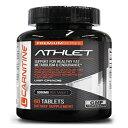 Athlet *Flash Sale* L-Carnitine 1000mg 60 Tabs Energy   Cardiovascular Health   Lean Muscle   Antioxidant   Weight Loss   Lean..