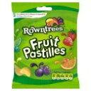 Rowntreess Fruit Pastille Bag 120g x2