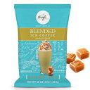 エンジェルスペシャリティプロダクツのキャラメルラテブレンドアイスコーヒーミックス[3ポンド] Caramel Latte Blended Ice Coffee Mix..