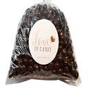 Love of Candy Bulk Candy - Chocolate Covered Cranberries - 10lb Bag