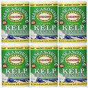 メインコーストシーシーズニングケルプグラニュール、1.5オンスユニット(6パック) Season 1 Maine Coast Sea Seasonings Kelp Granules, 1.5-Ounce Units (Pack of 6)
