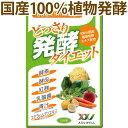 酵素 サプリ ダイエット どっさり発酵ダイエット 60粒 (...