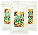 【ダイエット】【美肌】【健康】に酵素!100種類の植物原料・酵素 3袋組