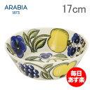 アラビア 北欧食器【パラティッシ】 PARATIISI COLORED 64 1180 008942 5 ボウル bowl 17cm