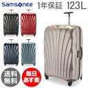 【1年保証】サムソナイト Samsonite スーツケース 123L 軽量 コスモライト3.0 スピナー 81cm 73352 Cosmolite 3.0 SPINNER 81/30 FL2 ..