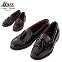 [全品最大15%OFFクーポン]G.H.BASS G.H.バス LAYTON レイトン ブラック/バーガンティ ローファー 革靴 [glv15]