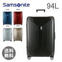 サムソナイト SAMSONITE ネオパルス スピナー 75/28 94L 65754 Neopulse SPINNER スーツケース キャリーケース キャリーバッグ 1年保証