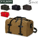 フィルソン Filson スモール ダッフルバッグ Small Duffle Bag Sサイズ 70220 ボストンバッグ キャンバス レザー メンズ あす楽