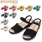 アルコペディコ Arcopedico サンダル クラシックライン シャープ 5061230 レディース コンフォートサンダル 靴 軽量 快適 外反母趾予防 あす楽