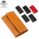 ホワイトハウスコックス Whitehouse Cox キーケース ブライドルレザー キーホルダー S5794 Keycase Solid Colour メンズ レディース キ..