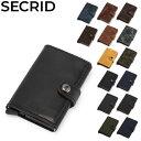 セクリッド シークリッド Secrid ミニウォレット Mini Wallet 財布 レザー 871821528 カードケース パスケース 革 メンズ レディース キャッシュレス あす楽