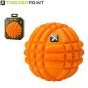 トリガーポイント Trigger Point マッサージ グリッドボール マッサージボール ストレッチ MASSAGE BALLS GRID Ball 03327 オレンジ