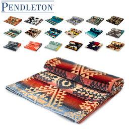 【全品あす楽】ペンドルトン PENDLETON タオルブランケット オーバーサイズ ジャガード タオル XB233 Oversized Jacquard Towels 大判 バスタオル