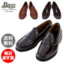 【P3倍+タイムセール対象】 G.H.BASS G.H.バス Penny Loafer (LOGAN