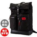 【TUMIセール対象】 トゥミ Tumi ルーク ロールトップ バックパック 222388DR2E ブラック Exclusives Luke Roll-Top Backpack Black ビジネスバッグ バリスティックナイロン