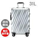 トゥミ TUMI スーツケース 31L 4輪 19 Degr...
