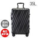 トゥミ TUMI スーツケース 35L 4輪 19 Degr...