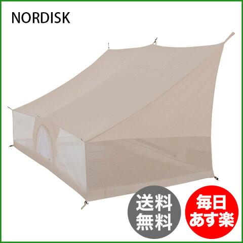 ノルディスク インナーキャビン (1pc) ウトガルド13.2用 個室 テント キャンプ アウトドア 144010 NORDISK Cabin (1pc) Utgard 13.2