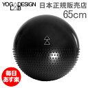 ヨガデザインラボ Yoga Design Lab バランスボール 65cm ヨガボール アンチバースト ナイト DUALITY YOGA BALL エクササイズ ヨガ ピラティス 日本正規販売店