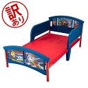 【訳あり】 デルタ Delta 子供用 ベッド トドラーベッド Toddle Bed 組み立て式 幼児用 インテリア ディズニー プリンセス カーズ あす楽