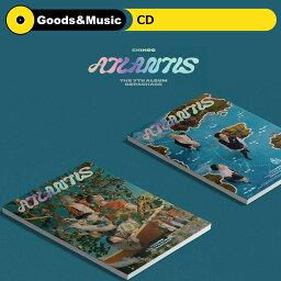 【全曲和訳】SHINEE Atlantis 7th FULL ALBUM REPACKAGE シャイニー 正規 7集 リパッケージ【レビューで生写真5枚】【送料無料】