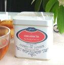 アシュビィズ オブ ロンドンリーフティー缶 アッサム 【楽ギフ_包装】英国紅茶 ASHBYS OF LONDON10P03Dec16