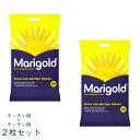 MARIGOLD GLOVESゴム手袋 Mサイズキッチン用×キッチン用