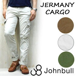 Johnbull�����֥�JERMANYCARGOPANTS���㡼�ޥˡ��������ѥ�ġ���4���ۥ����֥륫�����ʥ�󥺡�11464