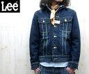 Leeの大定番であるデニムジャケット★MADE IN JAPAN仕様 Lee ライダース ジャケット 101J【 リー 】 10411-626 Color:626 濃色ブルーユーズド加工