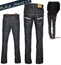 *For 2013SS arrival * [by review entry 559 ★】 constant seller NUDIE JEANS (nudie jeans) THIN FINN color () ORGANIC DRY ECRU EMBOTHINFINN during the 1,000 yen OFF campaign enforcement]