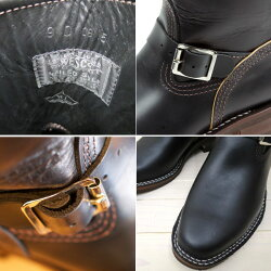 "��Ŭ�Υ������ʥץ쥼����桪2014Ķ�����ǥ�WESCO""HORSEHIDE""NARROWENGINEERBOOTS���������ۡ����ϥ��ɥʥ?���󥸥˥��֡���10������ϥ��ȸ��������ʥ?���󥸥˥��ϳ�wesco�ۡ����ϥ���wesconarrow"