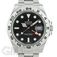 ROLEX エクスプローラー II 216570 ブラック 【新品】 【腕時計】【メンズ】 【送料無料】 【あす楽_年中無休】